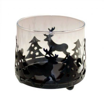 Festive Tealight/Votive Holder